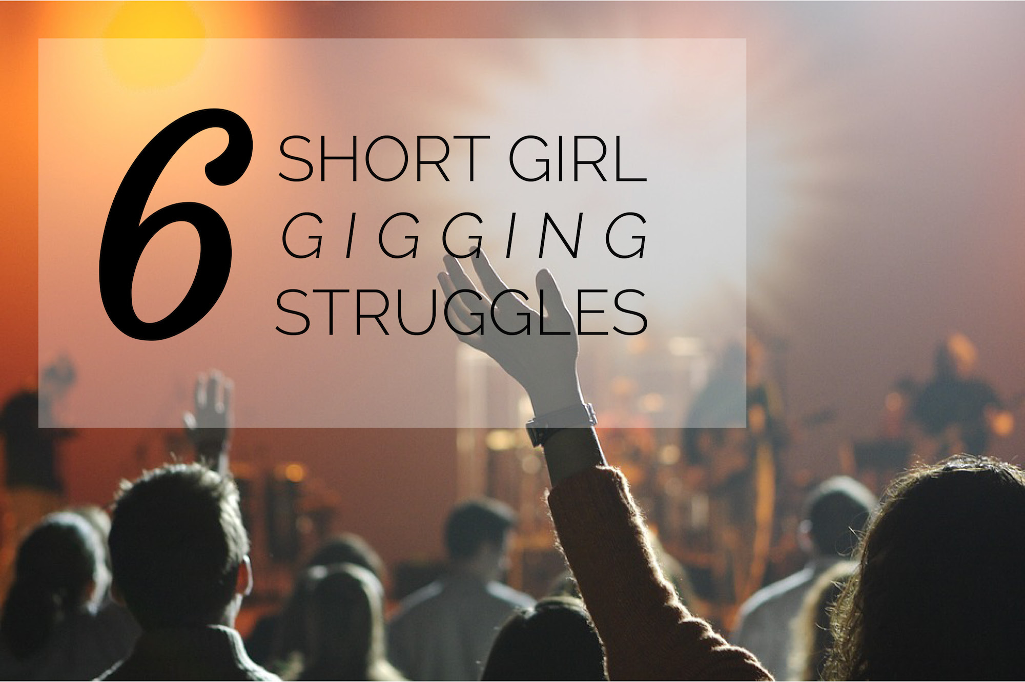 short girl gigging struggles