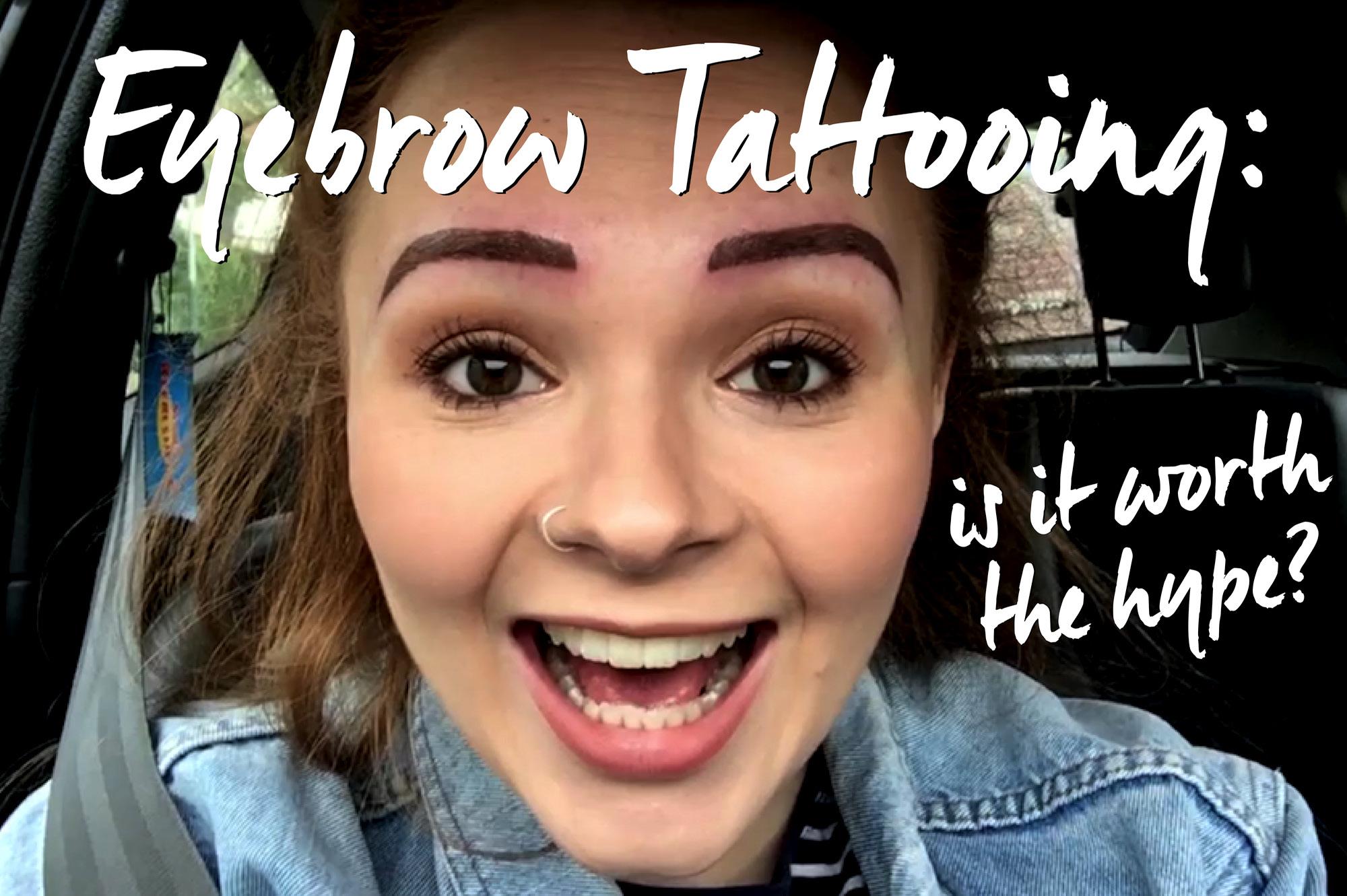 microblading journey eyebrows